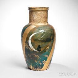 Rookwood Pottery Monumental Vase