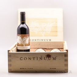 Continuum Proprietary Red 2011, 3 bottles (owc)