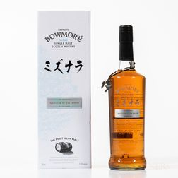 Bowmore Mizunara Cask Finish, 1 750ml bottle (pc)