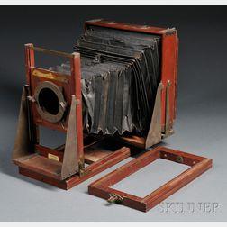 Rochester Optical Empire State 8 x 10 Camera