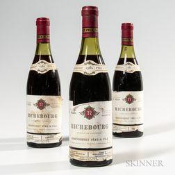 Remoissenet Richebourg 1961, 3 bottles