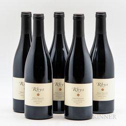 Rhys Pinot Noir Alpine Vineyard 2015, 5 bottles