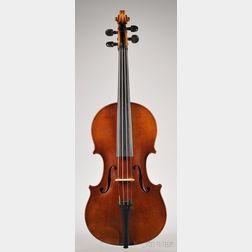 Modern German Violin, Julius Heinrich Zimmerman, Berlin, c. 1925