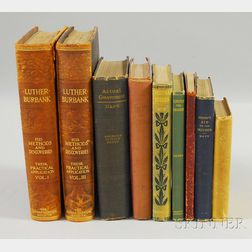 Riis, Jacob (1849-1914) Nine Associated Books.