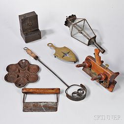 Collection of Household Metalware