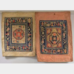 Two Tibetan Mats