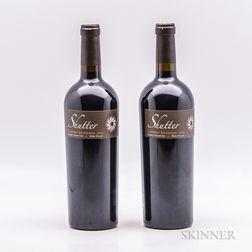 Shutter Cabernet Sauvignon Barrel Selection 2013, 2 bottles