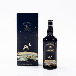 Bowmore Moonlight Decanter 22 Years Old, 1 750ml bottle (pc)