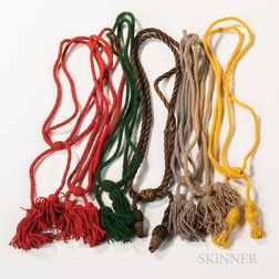 Group of Hat Cords