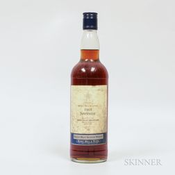 Speyside 1969, 1 70cl bottle Spirits cannot be shipped. Please see http://bit.ly/sk-spirits for more info.