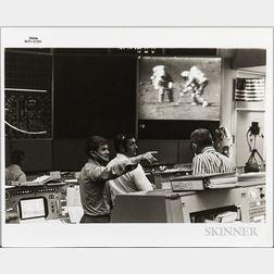 Apollo 15, Mission Control, August 2, 1971.