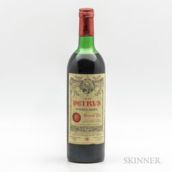 Chateau Petrus 1978, 1 bottle