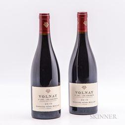 Henri Boillot Volnay Les Chevrets 2010, 2 bottles