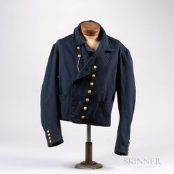 Civil War-era Navy Enlisted Man's Jacket