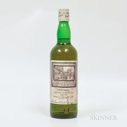 Orkney 1972, 1 70cl bottle Spirits cannot be shipped. Please see http://bit.ly/sk-spirits for more info.