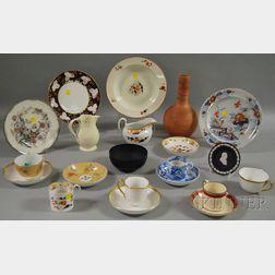 Twenty-one Assorted Wedgwood Pottery Items