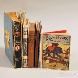 Children's Books, Seven Volumes: