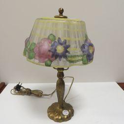 Pairpoint Boudoir Lamp