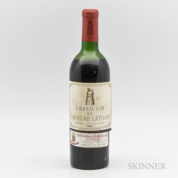Chateau Latour 1966, 1 bottle