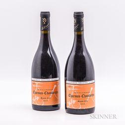 Lou Dumont Charmes Chambertin 2010, 2 bottles