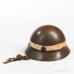 Imperial Japanese Corpsman's Helmet
