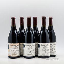 Dufouleur Freres (Hospices de Beaune) Beaune Cuvee Rousseau Deslandes 2002, 6 bottles