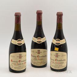 Philippe Leclerc, 3 bottles