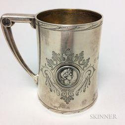 Gorham Sterling Silver Mug