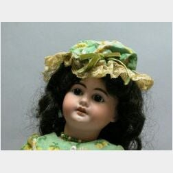 Armand Marseille Bisque Socket Head Doll