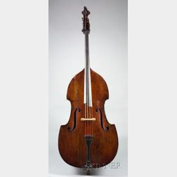 Contrabass, c. 1770, Attributed to the Gagliano Family