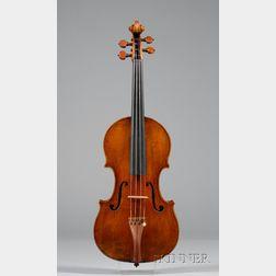 Italian Violin, Alessandro Gagliano, Naples c. 1720