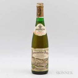 Dr. H Thanisch Bernkasteler Doctor Auslese 1976, 1 bottle
