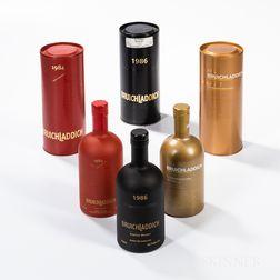 Bruichladdich, 1 750ml bottle (ot) 2 70cl bottles (ot)