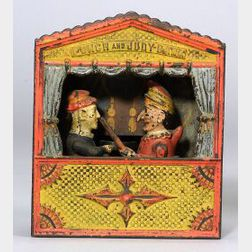 Punch & Judy Bank by Shepard Hardware