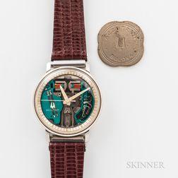 "Bulova Accutron ""Spaceview"" M5 Wristwatch"