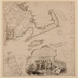(Maps and Charts, New England)