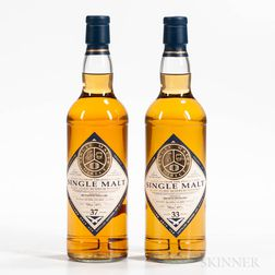 Mixed Single Malts, 2 bottles