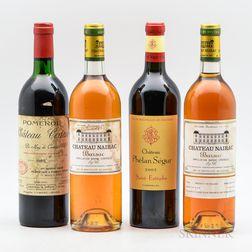 Mixed Bordeaux, 4 bottles