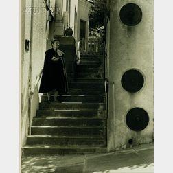 Imogen Cunningham (American, 1883-1976)      Merrie (sic) Renk