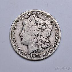 1879-CC Morgan Dollar