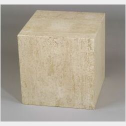 Polished Marble Cube