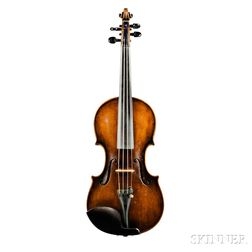 German Violin, c. 1930