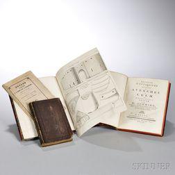 Schmidt, Friedrich Samuel von (1737-1796) Recueil d'Antiquités Trouvées a Avenches a Culm  , and Three Others.