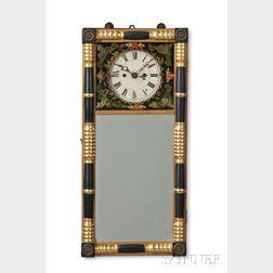 Striking New Hampshire Mirror Clock