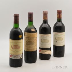 Chateau Margaux, 4 bottles