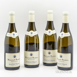 Bitouzet Prieur Meursault Perrieres 2014, 4 bottles