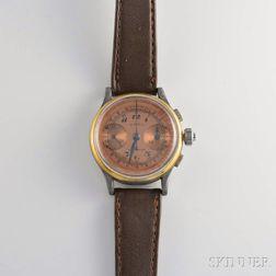 Wakmann Opal Three-pusher Flyback Chronograph