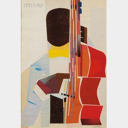 Stephen Longstreet (American, 1907-2002)      Slap Jazz