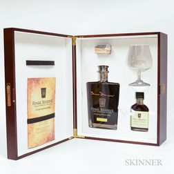 Final Reserve Batch 3 42 Years Old, 1 750ml decanter (pc) 1 100ml bottle