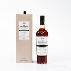 Macallan Exceptional Single Cask 14 Years Old 2003, 1 750ml bottle (oc)